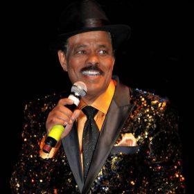 Freddie B. Gold Suit