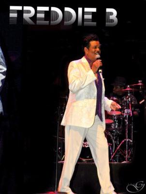 Freddie B White Suit